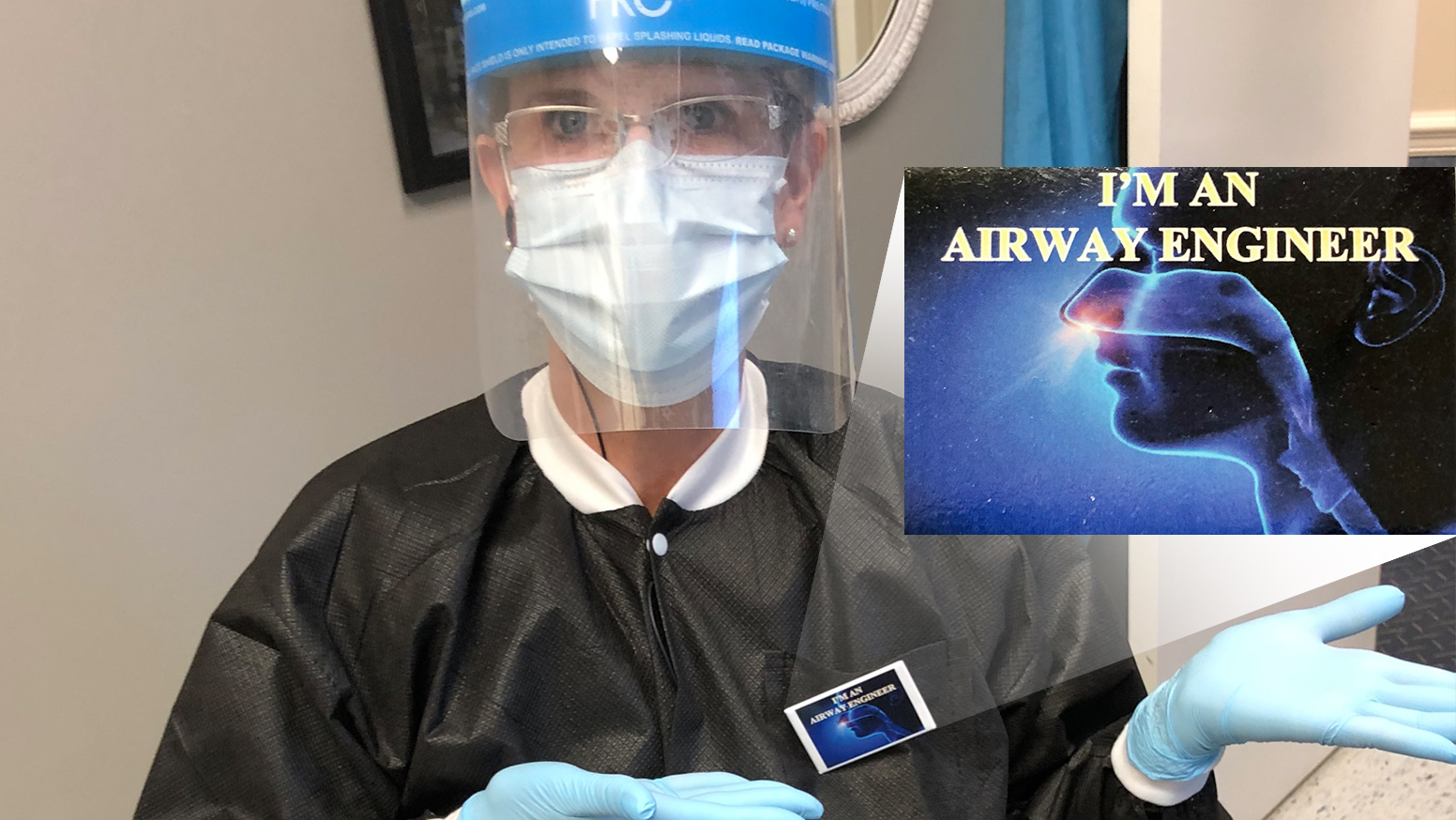Tammy Airway Engineer