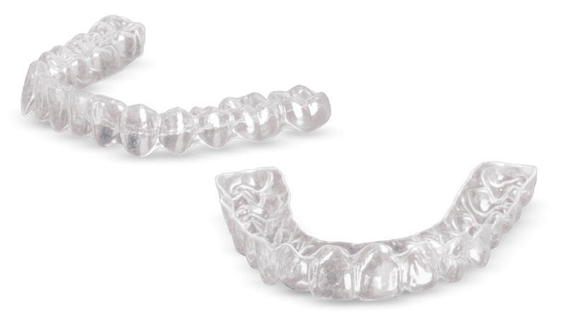 Glidewell Clear Ortho Retainers