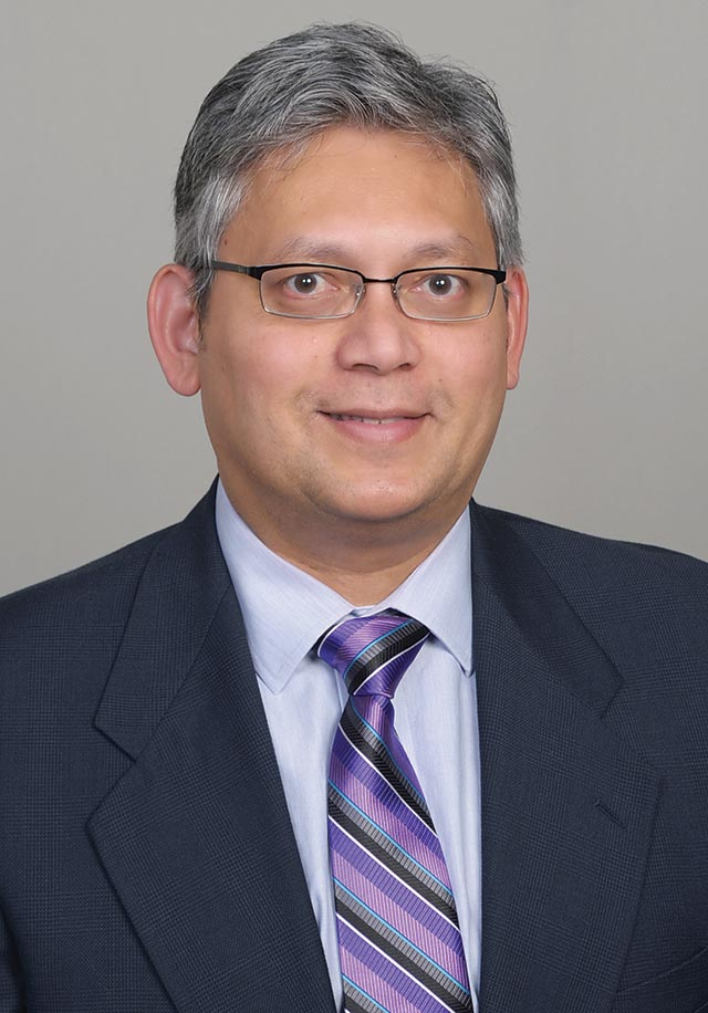 Krishnan Nair, MD
