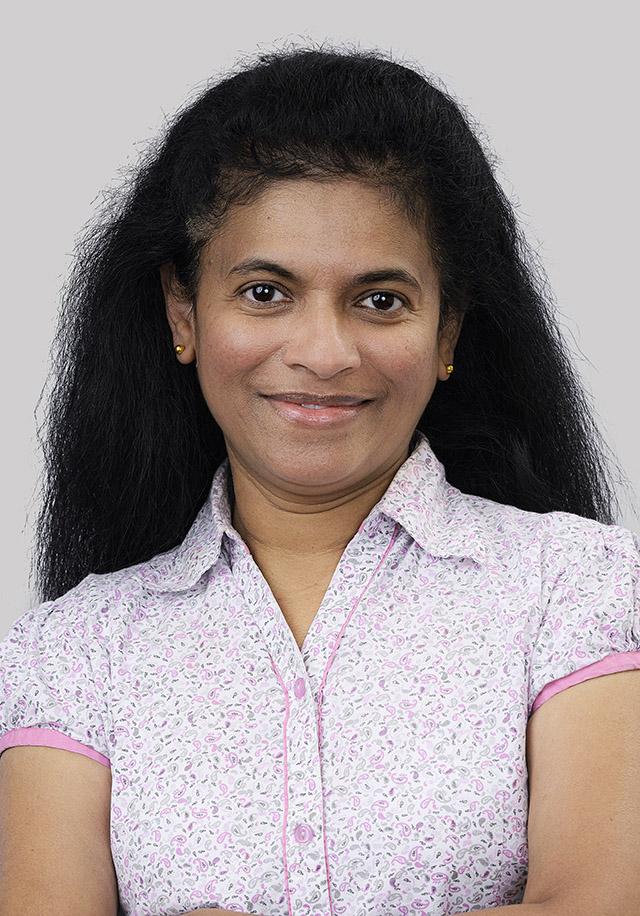 Geetha Jacob, APRN, AGACNP-BC