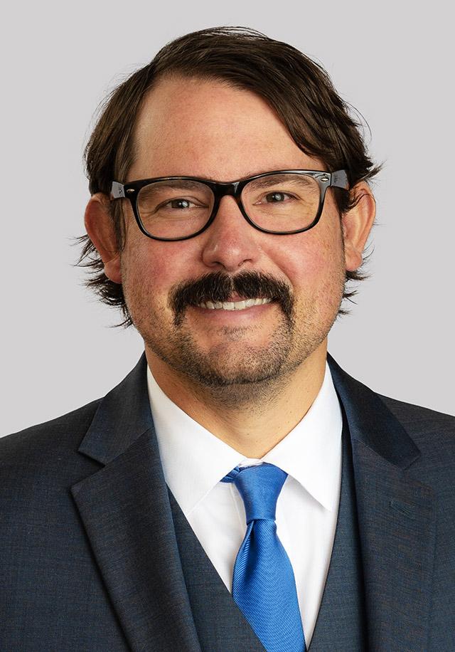 Collin Gandillon, MD