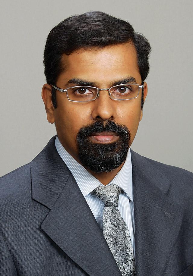 Anandhakrishnan Damodaran, MD