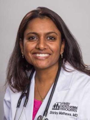 Shirley Mathews, MD