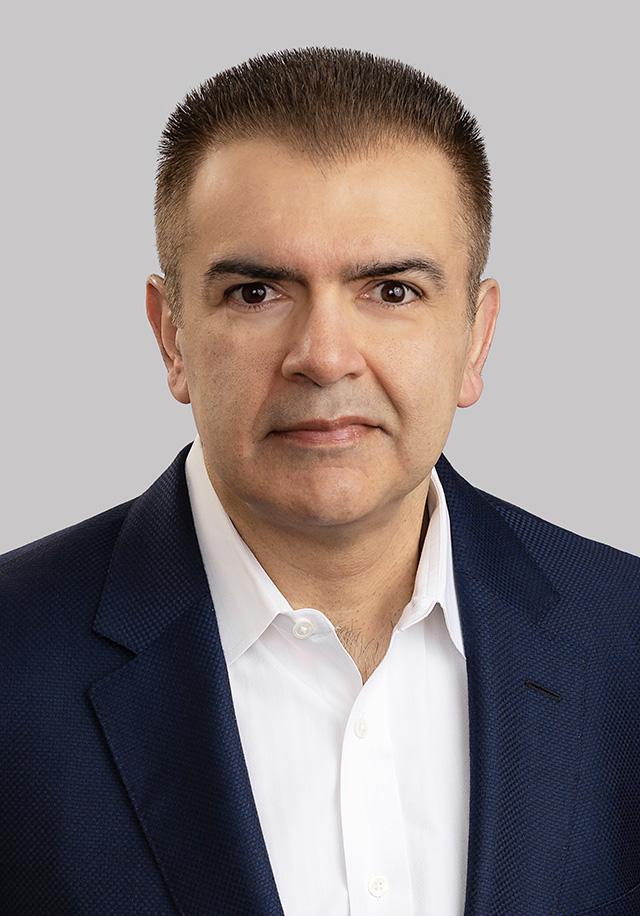 Atif Hussain, MD