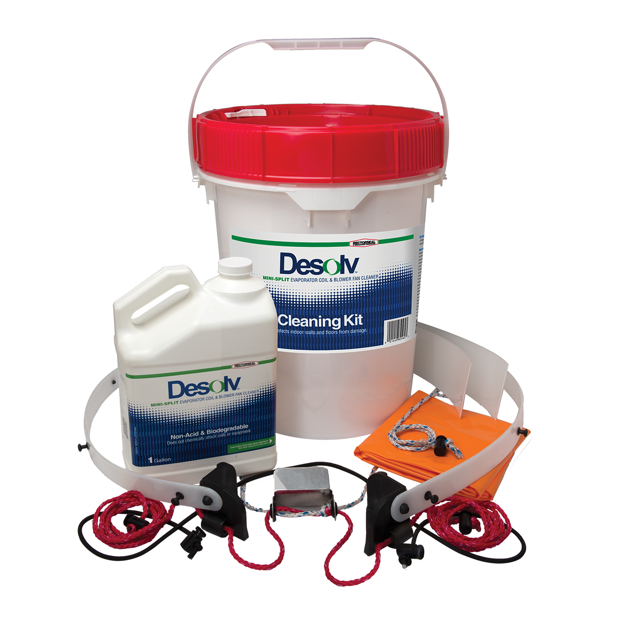 Desolv Cleaning Kit