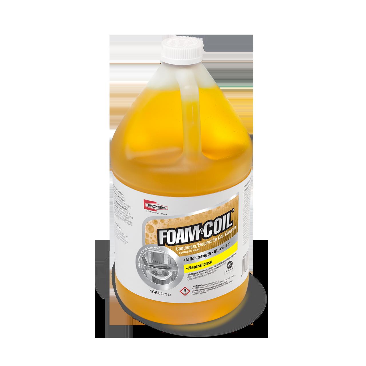 Foam-A-Coil